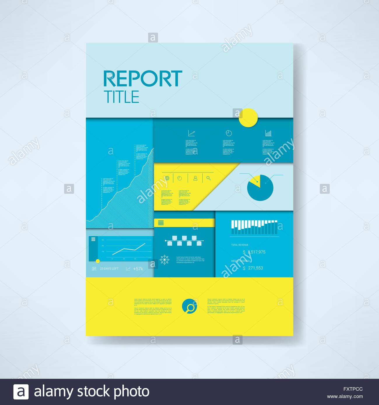 annual report cover template business icons and elements pie annual report cover template business icons and elements pie chart graphs infographics layout