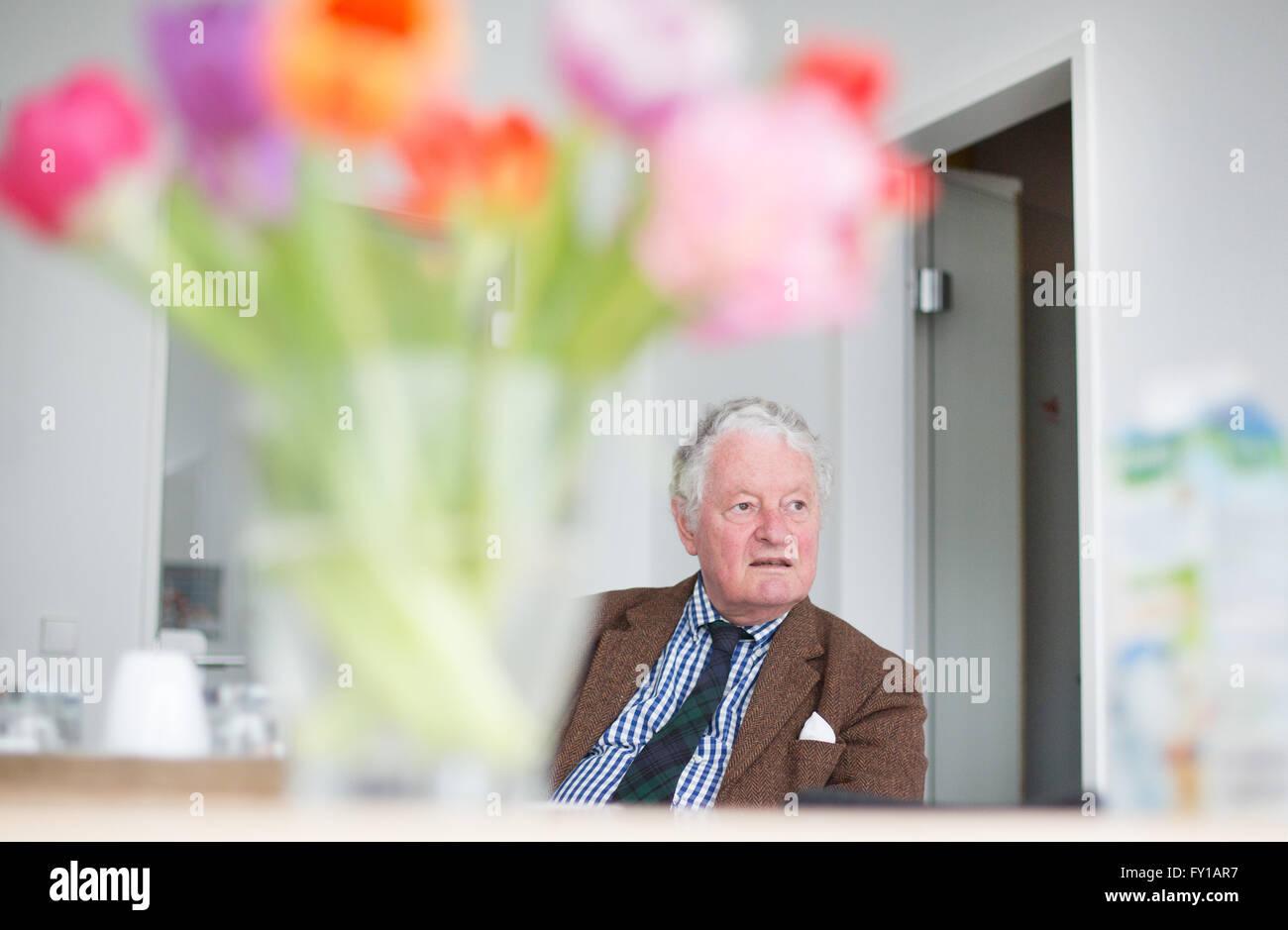 Rolf Hamburg hamburg germany 7th apr 2016 royalty expert rolf stock photo