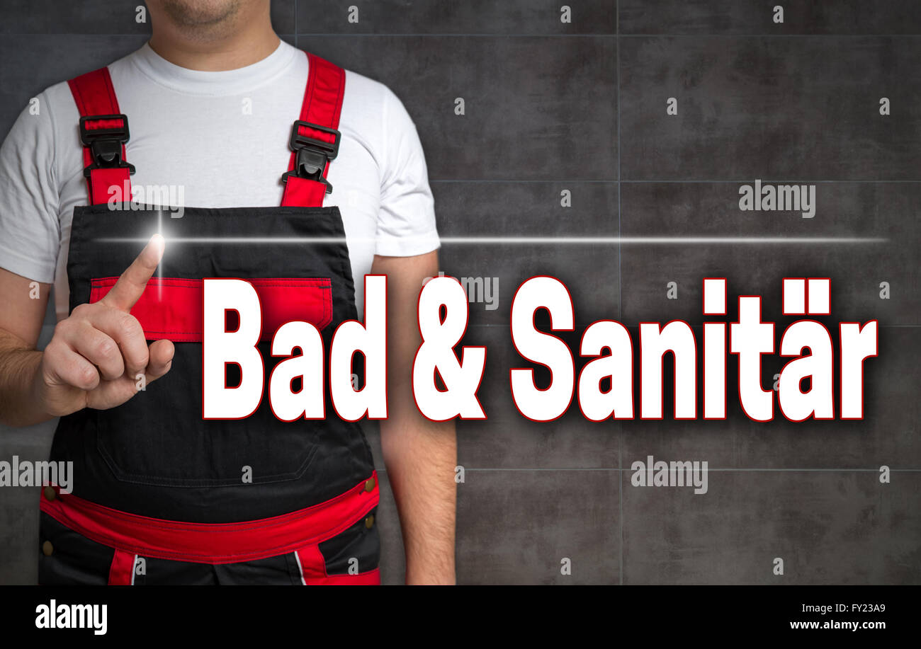 bad und sanitaer (german bathroom and sanitary) touchscreen is, Wohnzimmer dekoo