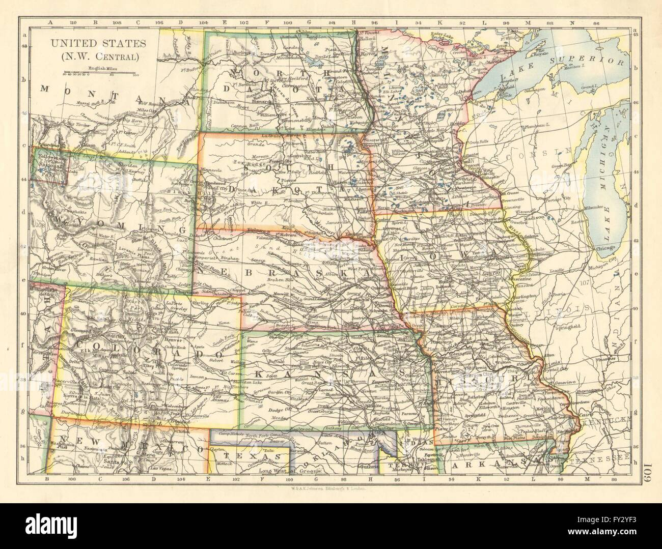 Geographical Map Of Minnesota And Minnesota Geographical Maps - Political map of minnesota