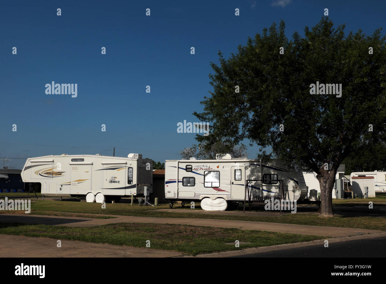 Travel Trailers Fifth Wheels Mobile Homes And Park Models Sit