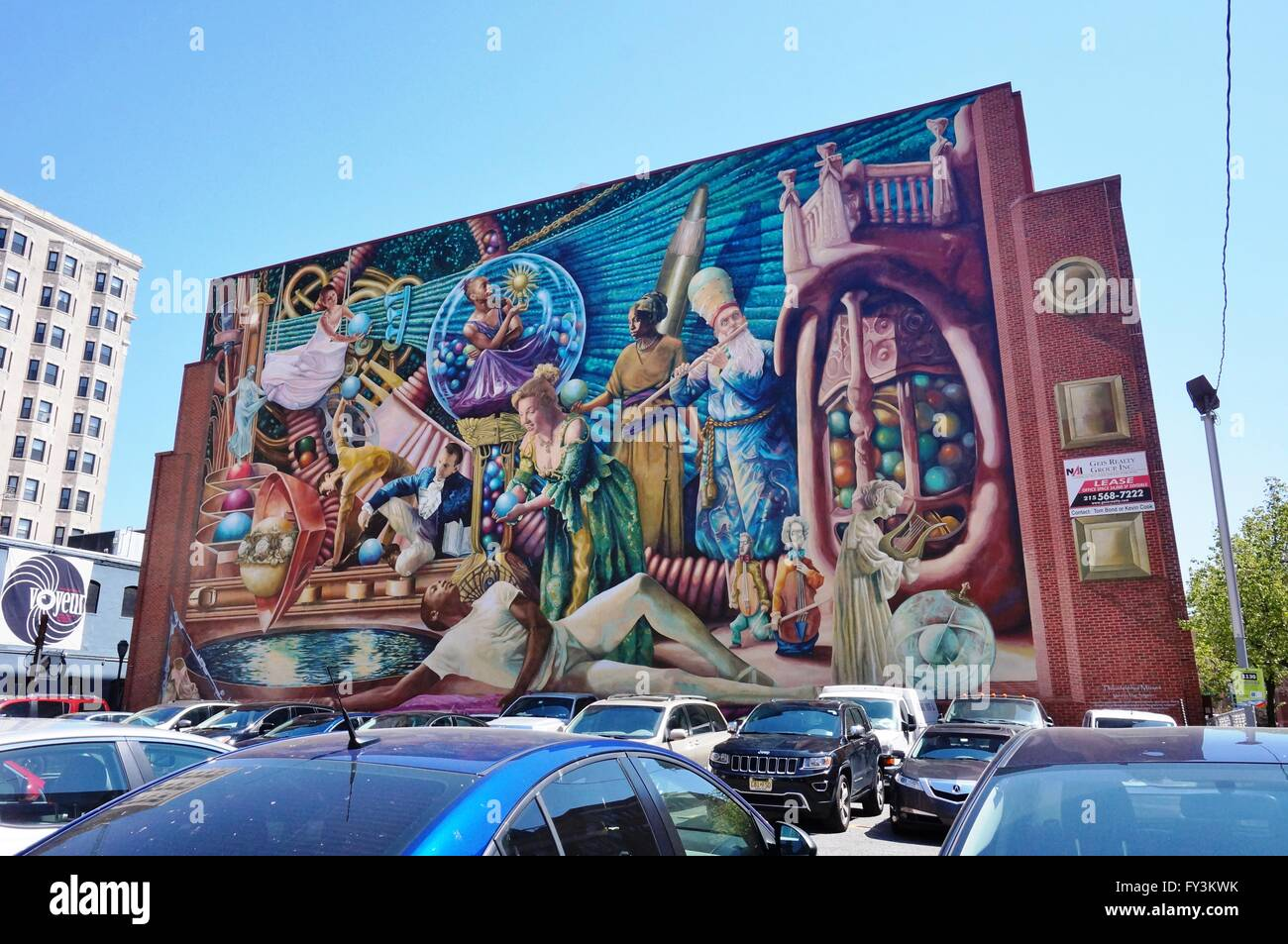 philadelphia pa 15 april 2016 more than 3 000 painted murals philadelphia pa 15 april 2016 more than 3 000 painted murals adorn street walls in philadelphia thanks to the mural arts prog