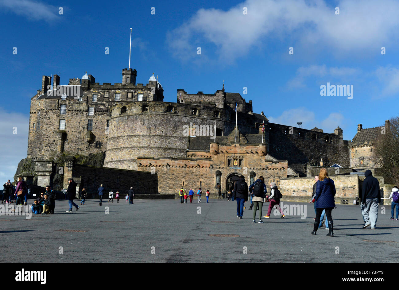 stock edinburgh castle - photo #17