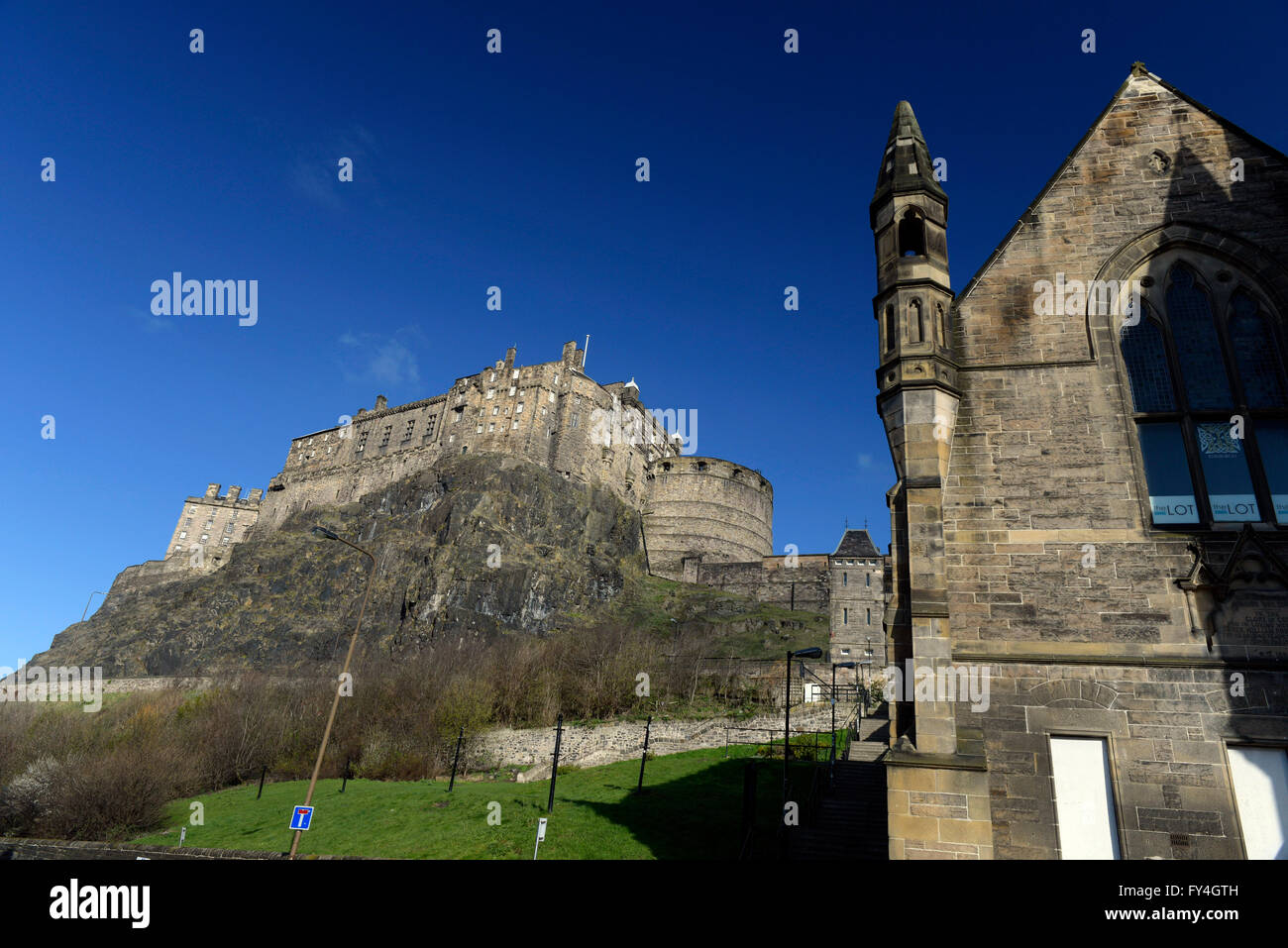 stock edinburgh castle - photo #4