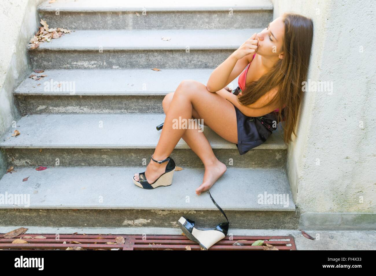 Drunk Girl Feet Images