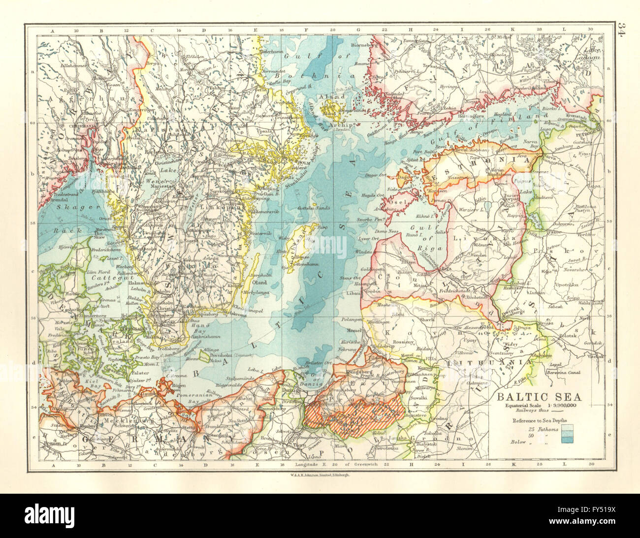 Baltic sea newly created states post ww1east prussia plebiscite baltic sea newly created states post ww1east prussia plebiscite area 1920 map sciox Image collections