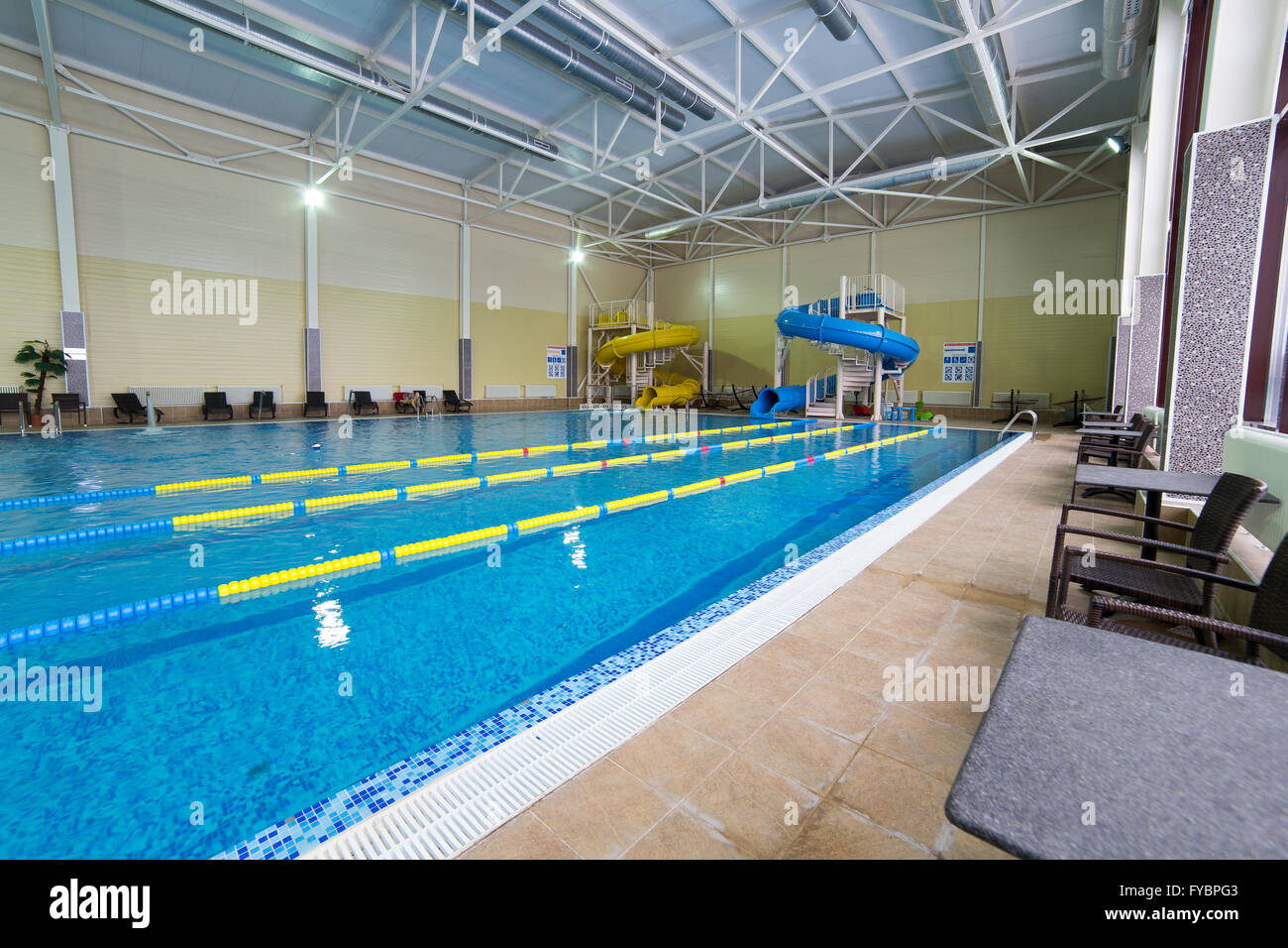 Public Swimming Pool Interior Stock Photo Royalty Free Image 102906723 Alamy