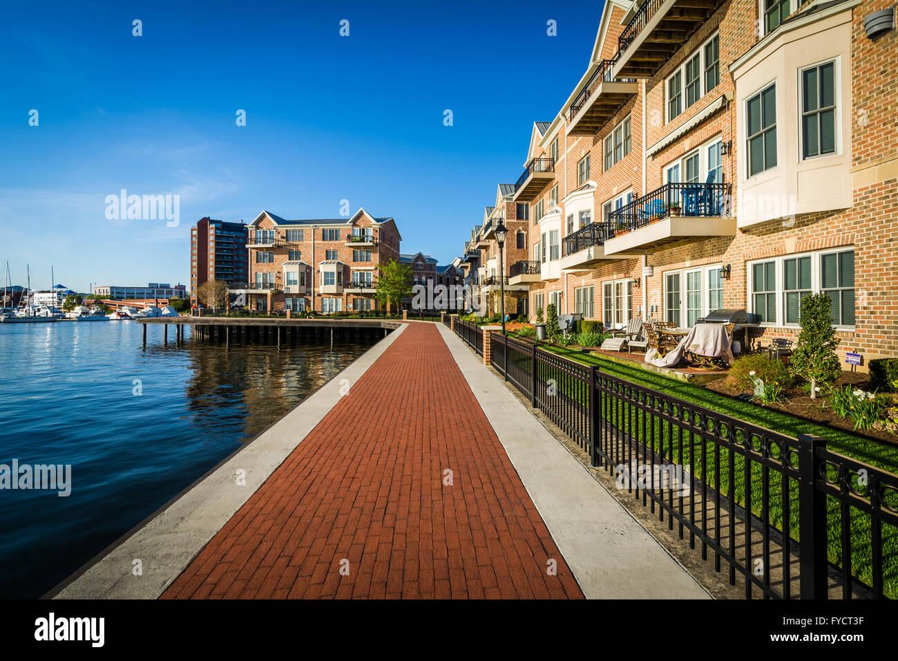 Canton Baltimore Apartment Buildings
