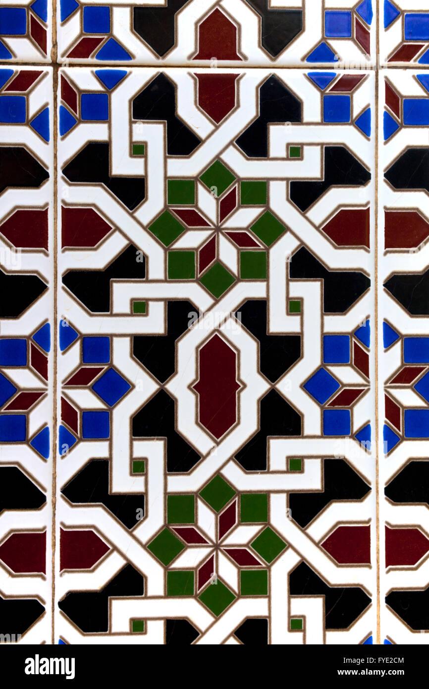 Lovely 16X32 Ceiling Tiles Thin 18 Inch Floor Tile Rectangular 18 X 18 Ceramic Tile 20 X 20 Floor Tile Patterns Youthful 24 X 24 Ceiling Tiles Dark3 X 12 Subway Tile Arab Patterns In Ceramic Tiles Outdoors Stock Photo: 102956804   Alamy
