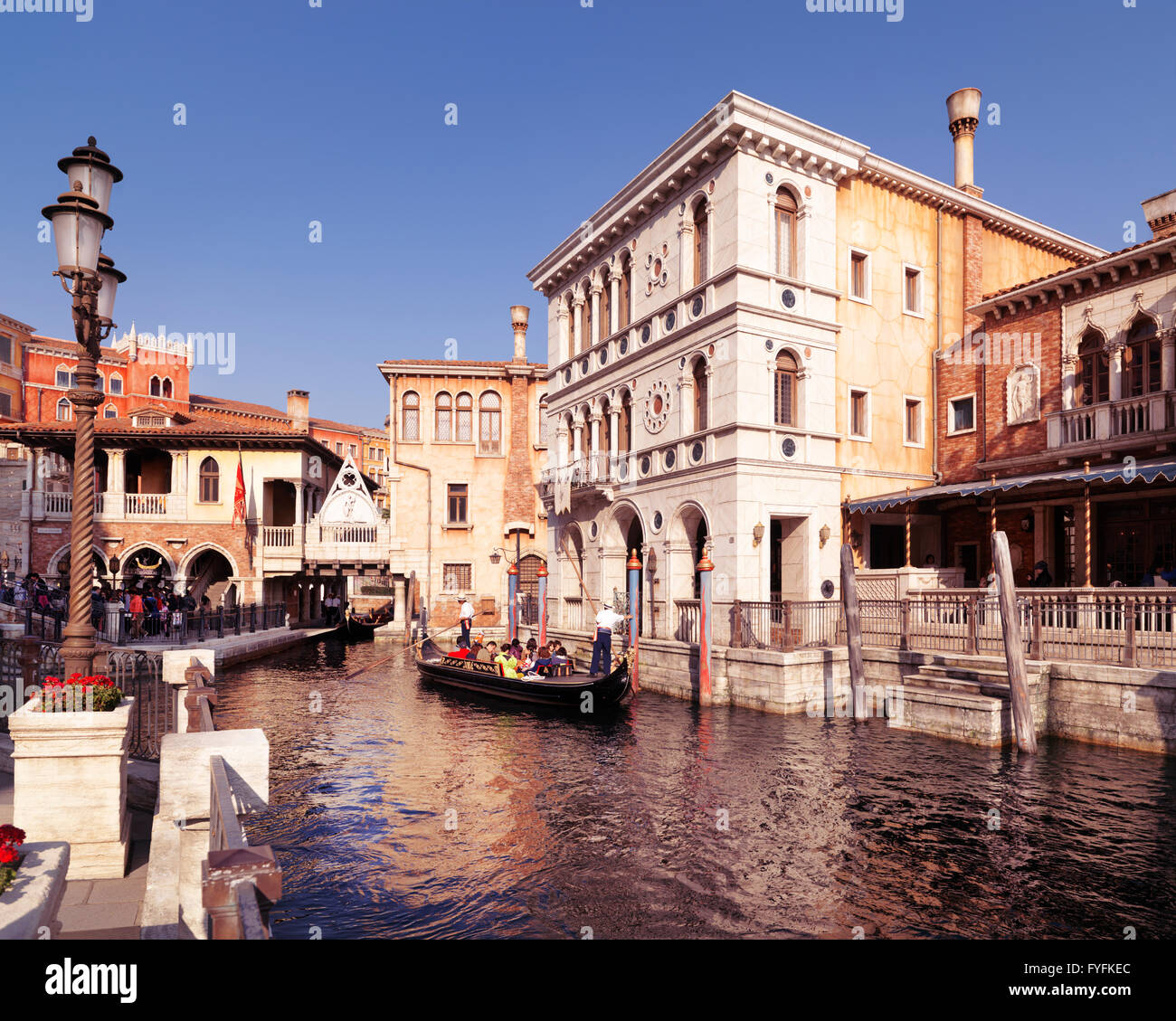 Venetian Style venetian style town, tokyo disneysea, tokyo disney resort, japan