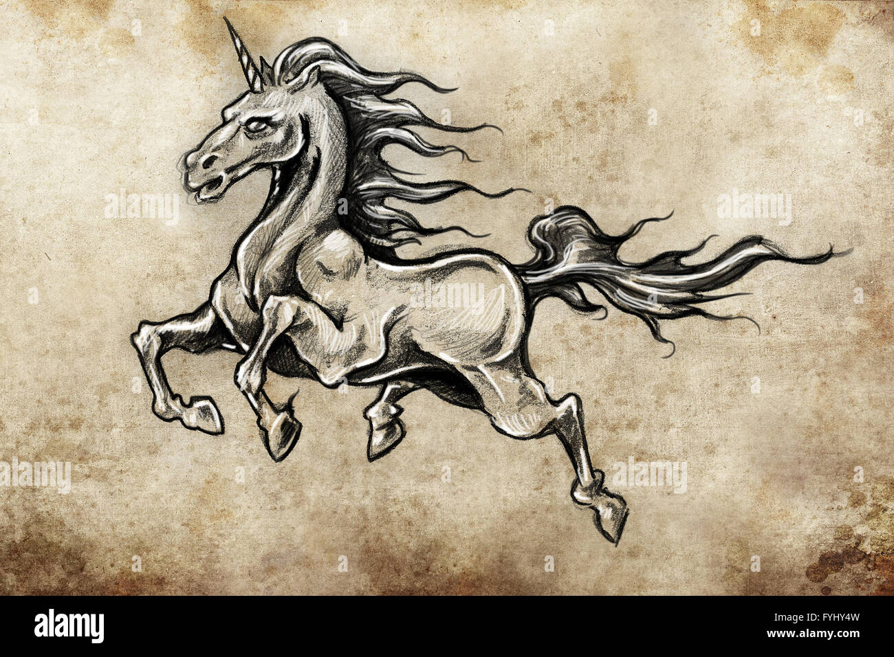 100 ferrari horse tattoo drawing of a horse for ideas barn logo ideas pinterest horse. Black Bedroom Furniture Sets. Home Design Ideas