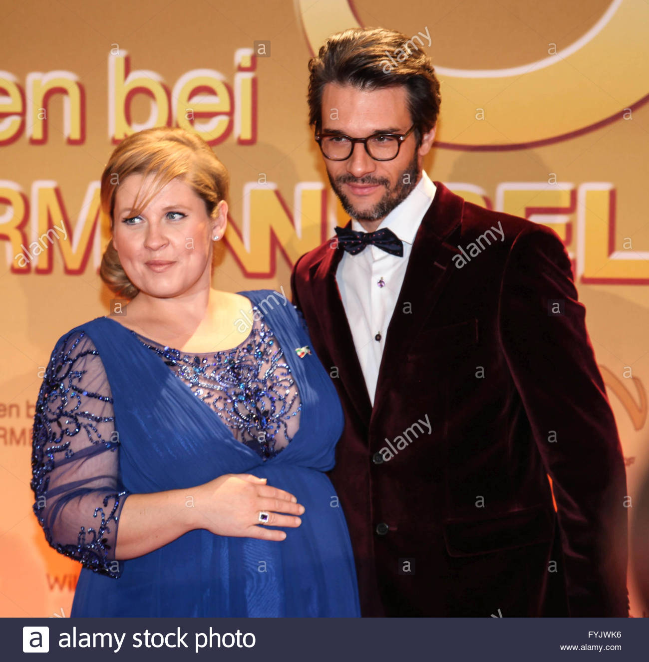 Maite Kelly and Florent Raimond Stock Photo: 103062826 - Alamy
