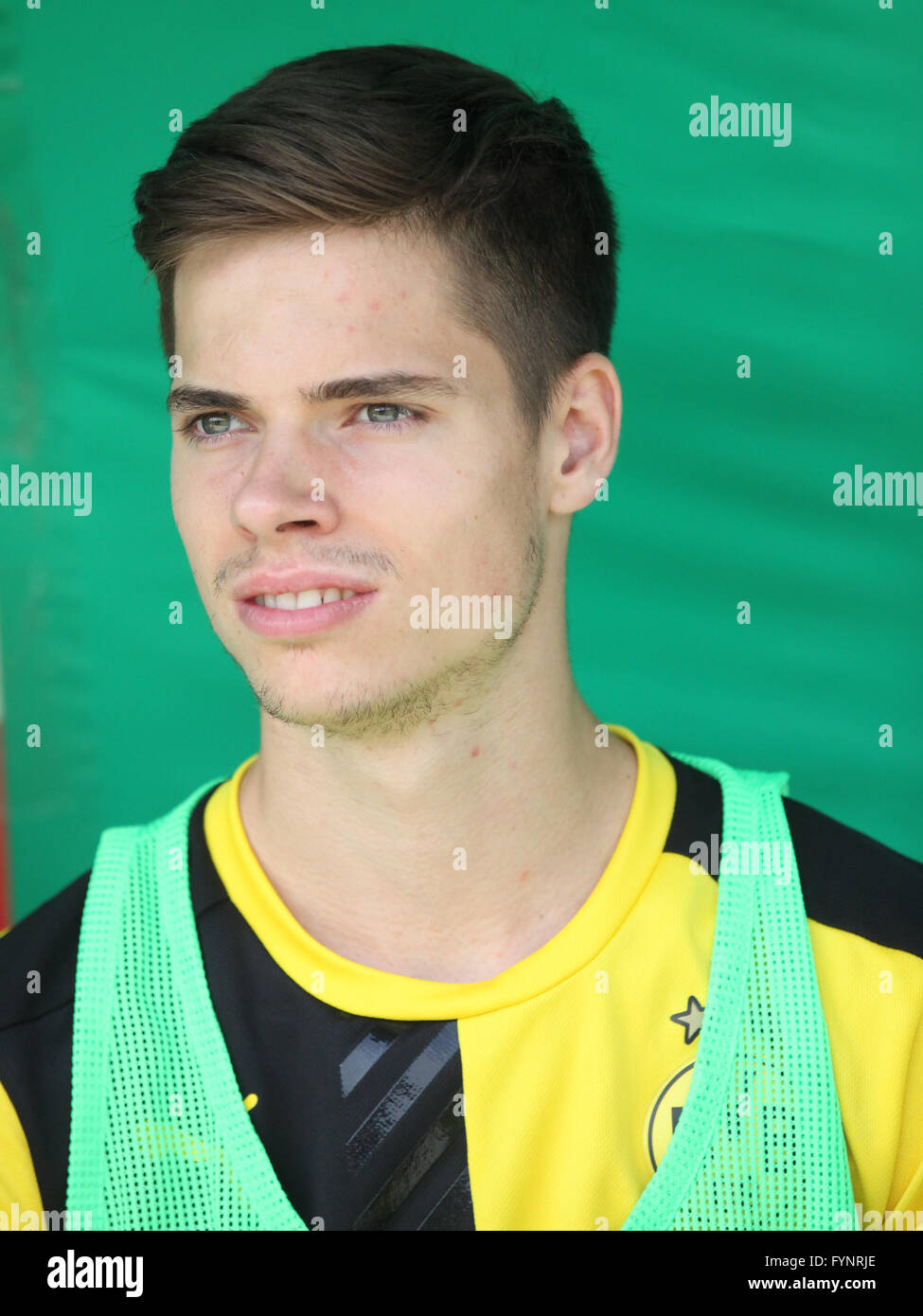 Julian Weigl Borussia Dortmund Stock Royalty Free Image