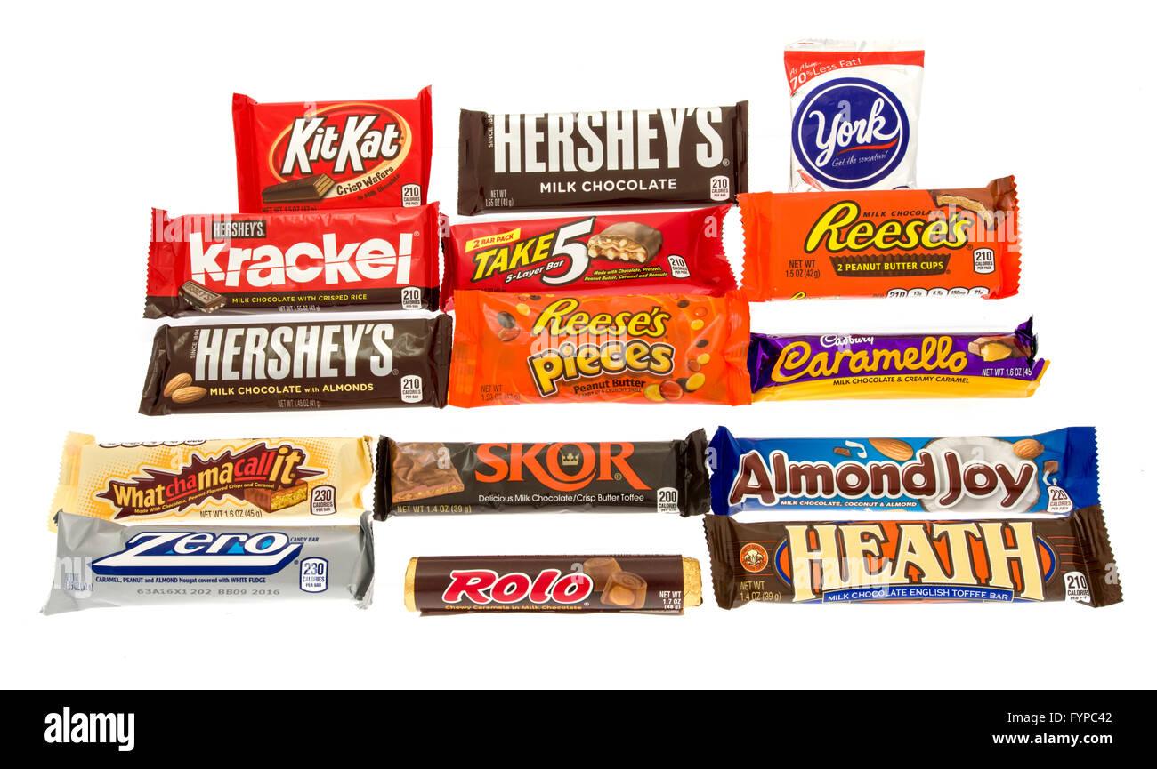 Most Popular Chocolate Bar