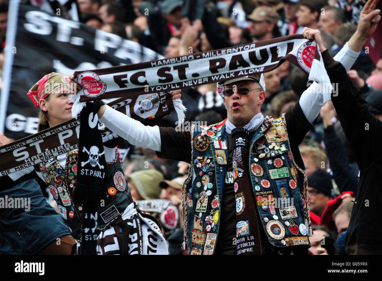 Hamburg Vs St Pauli