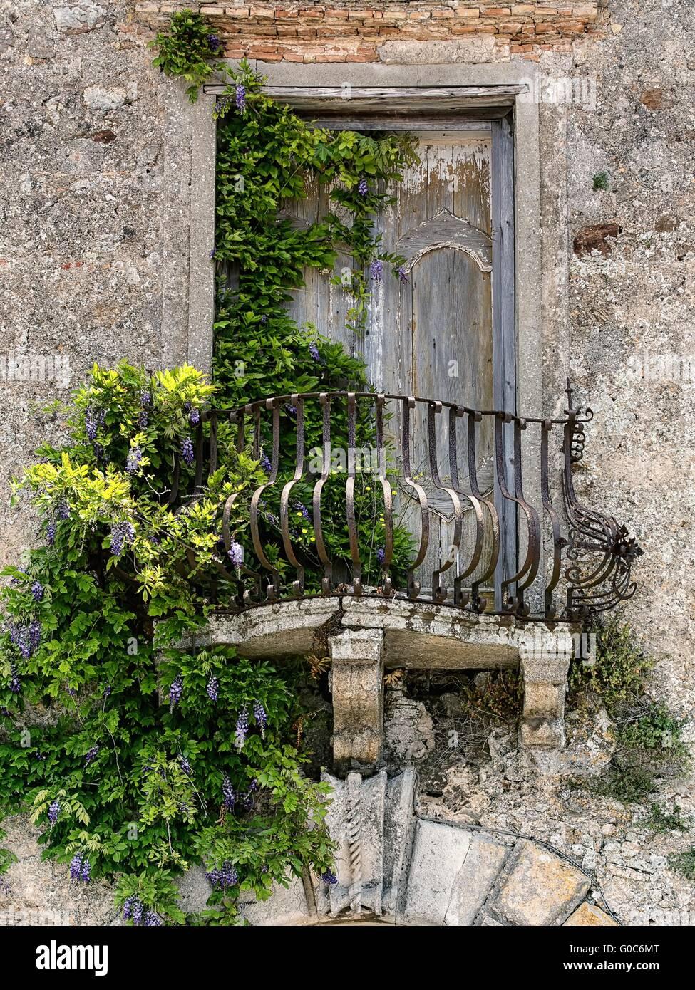 """Фотообои старый балкон в тоскане"""" - карточка пользователя le."""