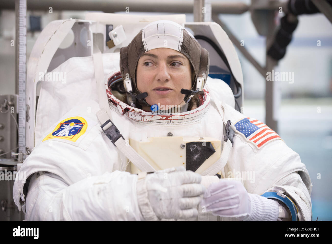 an astronaut in her space suit weighs 300 - photo #37