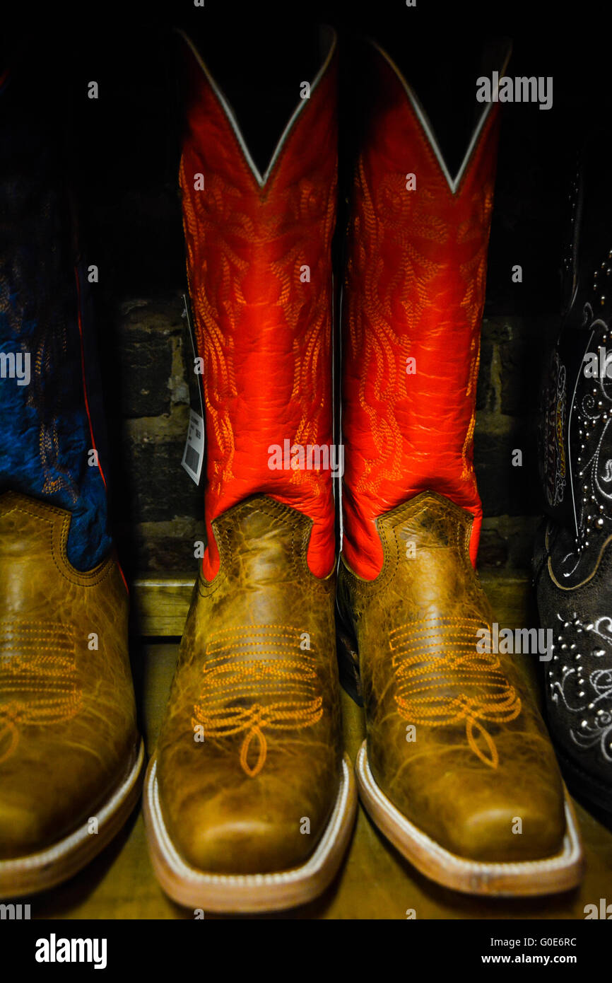 Local Cowboy Boot Stores