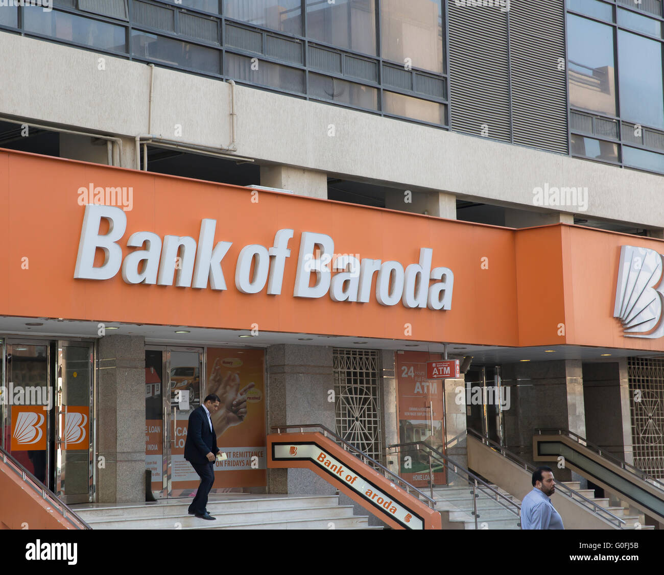 bank of baroda in dubai