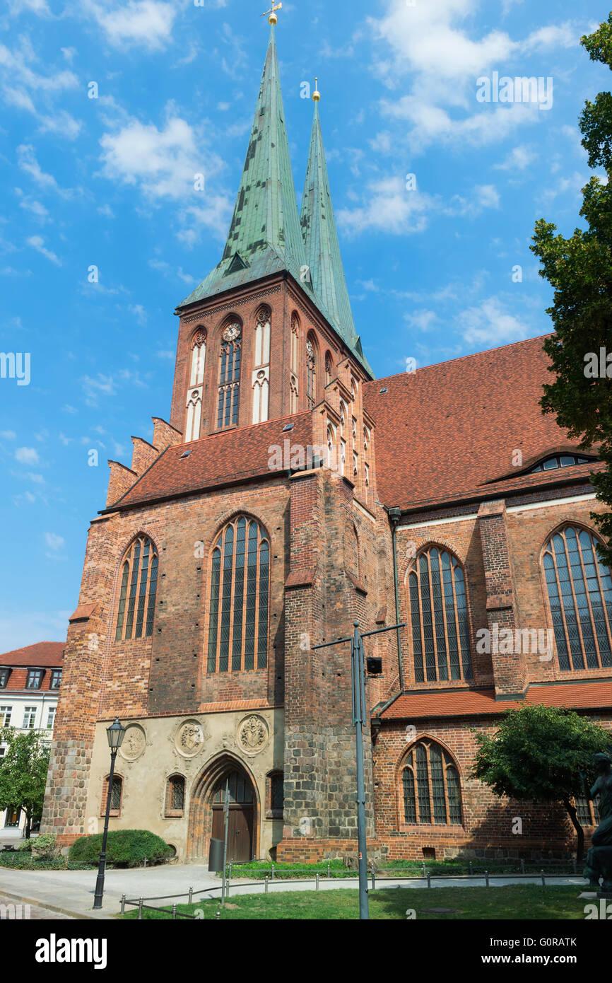 Kirche Berlin Brandenburg