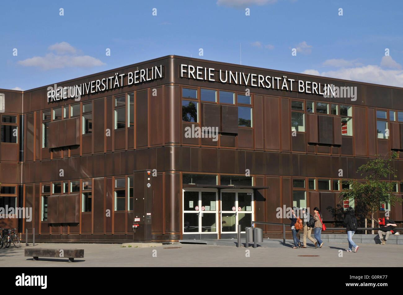freie universität berlin university Teaching as an associate professor of modern german literature at the university of tokyo (since 2012), i regularly offer four courses per semester in the german department at hongo campus.