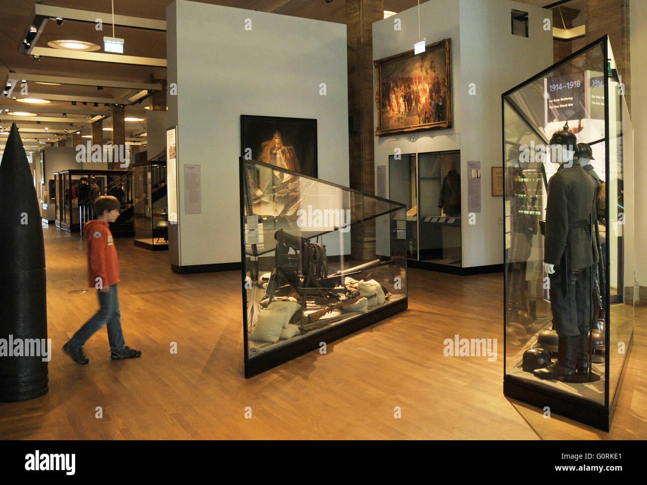 permanent exhibition deutsches historisches museum unter den stock photo royalty free image. Black Bedroom Furniture Sets. Home Design Ideas