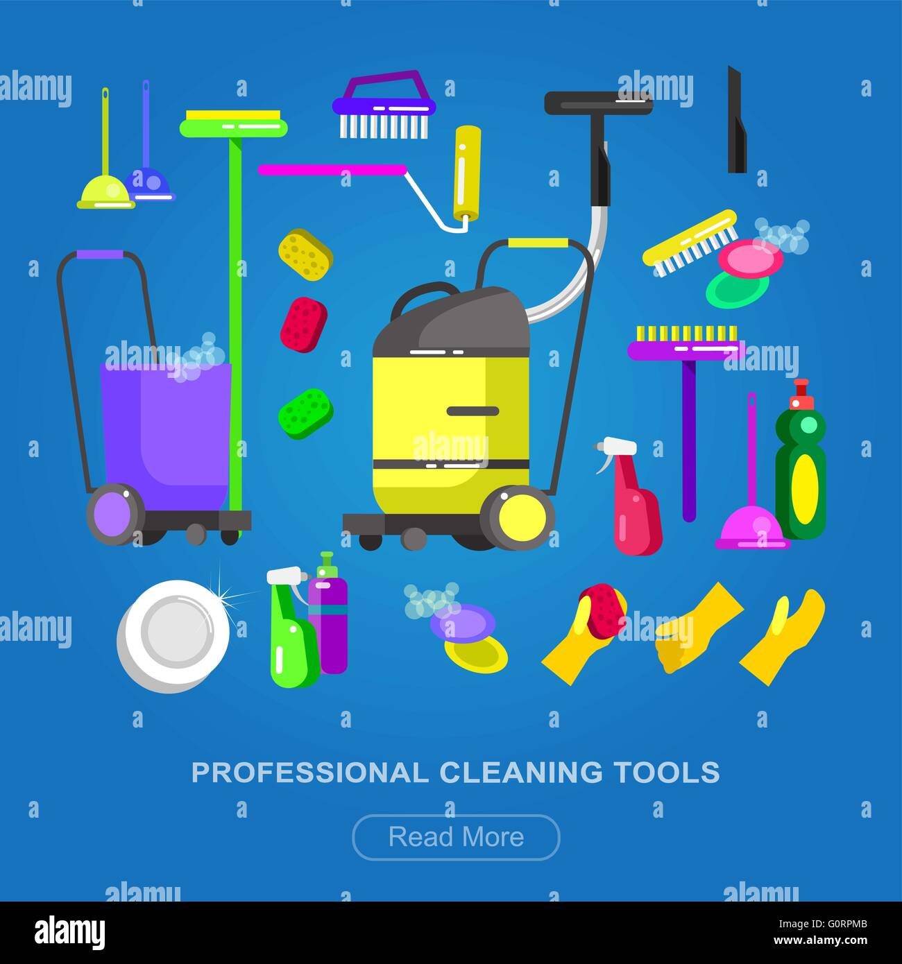 Poster design service - Poster Design For Cleaning Service