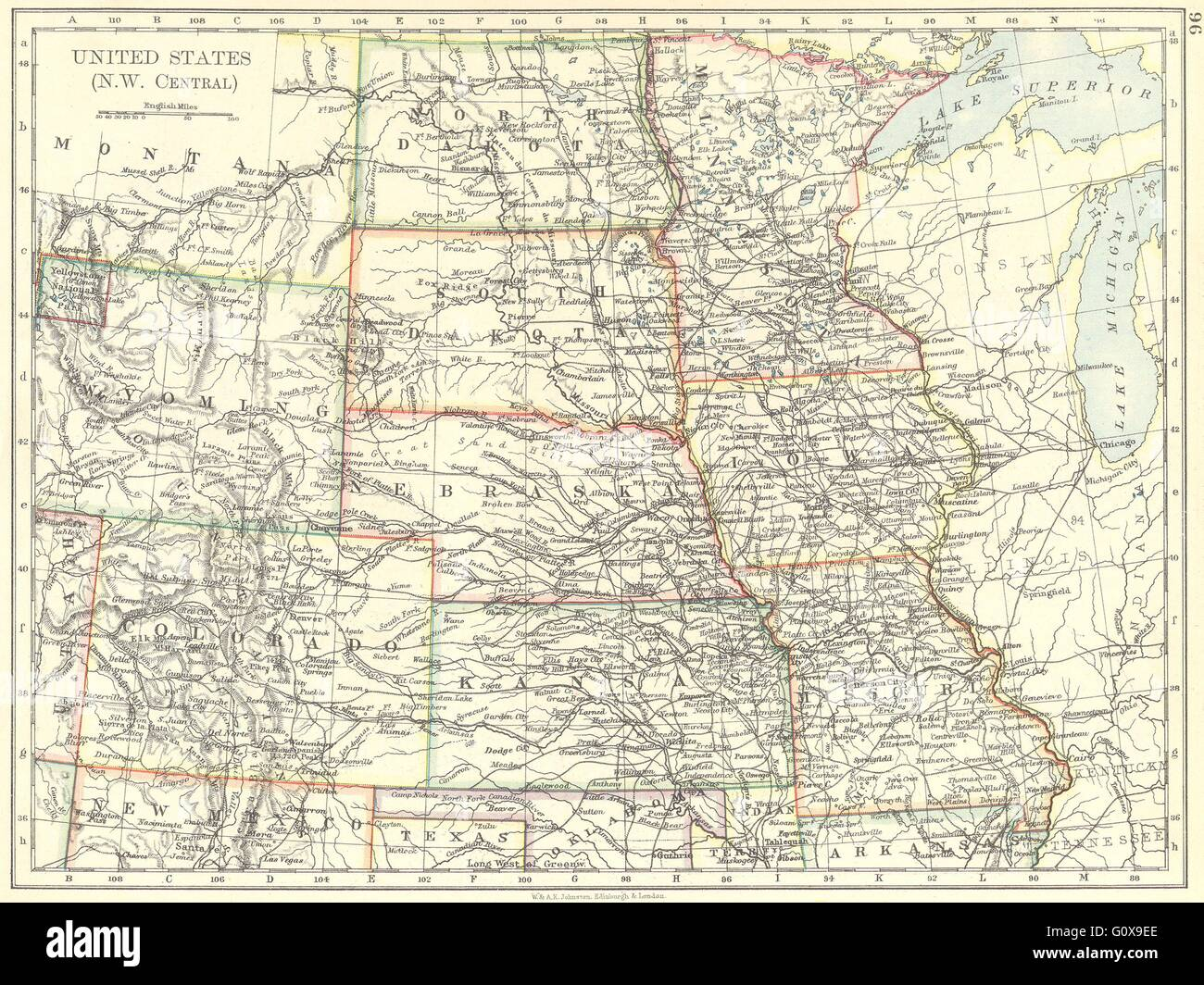 South Colorado On Us Map Globalinterco - Us map redrawn background