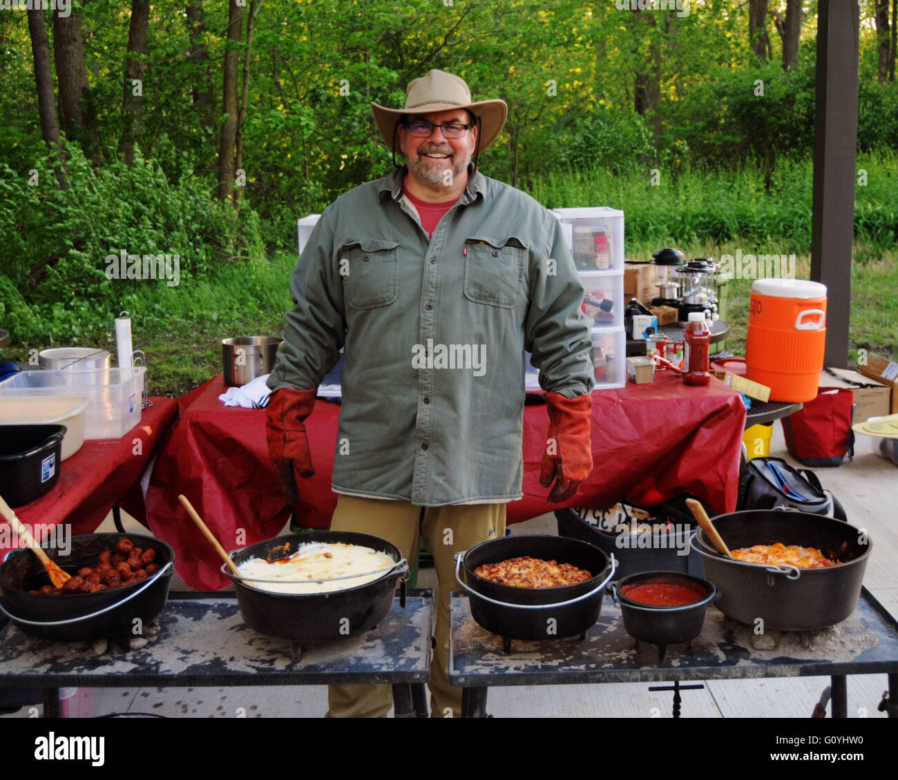 Grove City, Ohio, USA. 05th May, 2016. World class chef and REI ...
