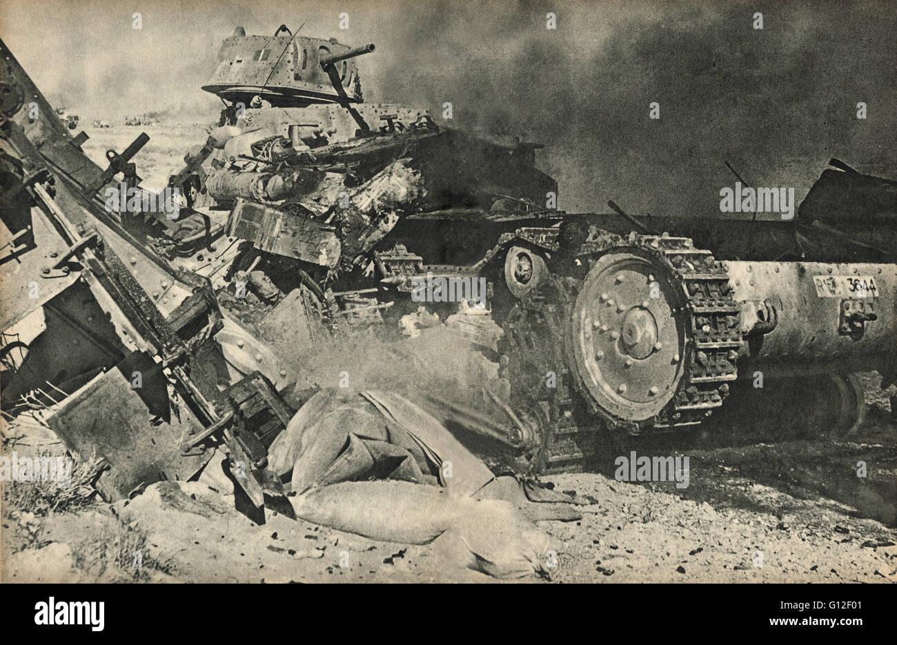 Afrika Korps - The Battle of The Damned (2) - YouTube