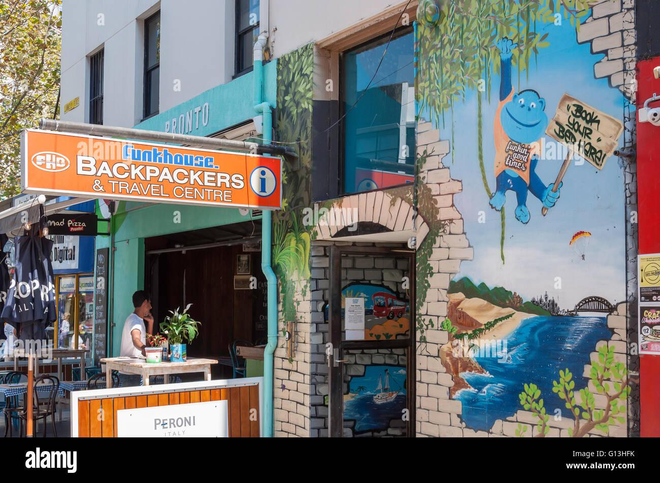 funkhouse backpackers darlinghurst road kings cross. Black Bedroom Furniture Sets. Home Design Ideas
