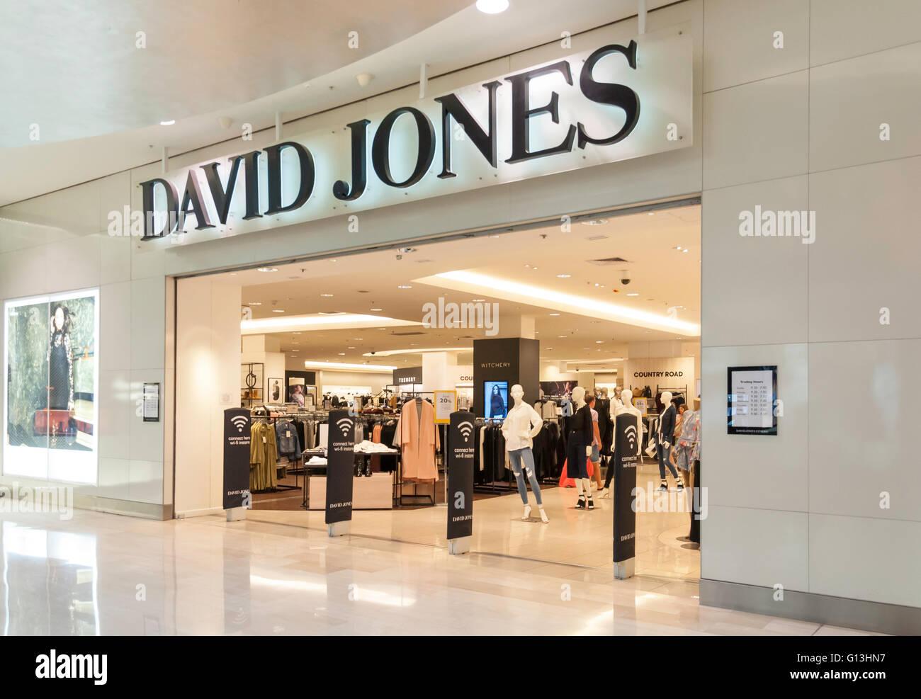 30 reviews of David Jones