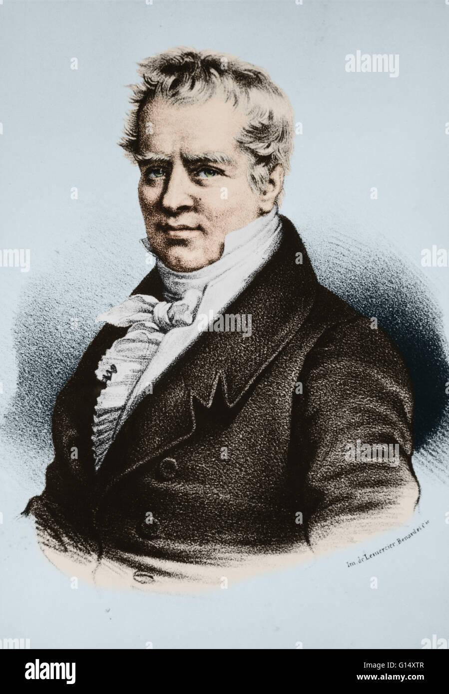 Friedrich wilhelm heinrich alexander von humboldt for Alexander heinrich