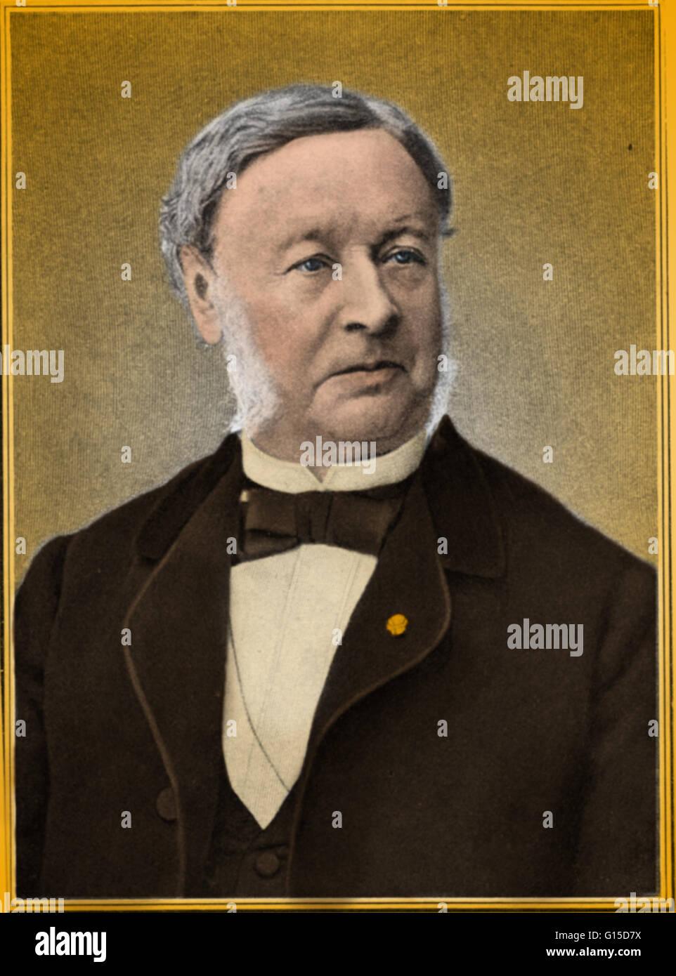 Theodor Schwann 1810 1882 Stock Photos & Theodor Schwann 1810 1882 ...