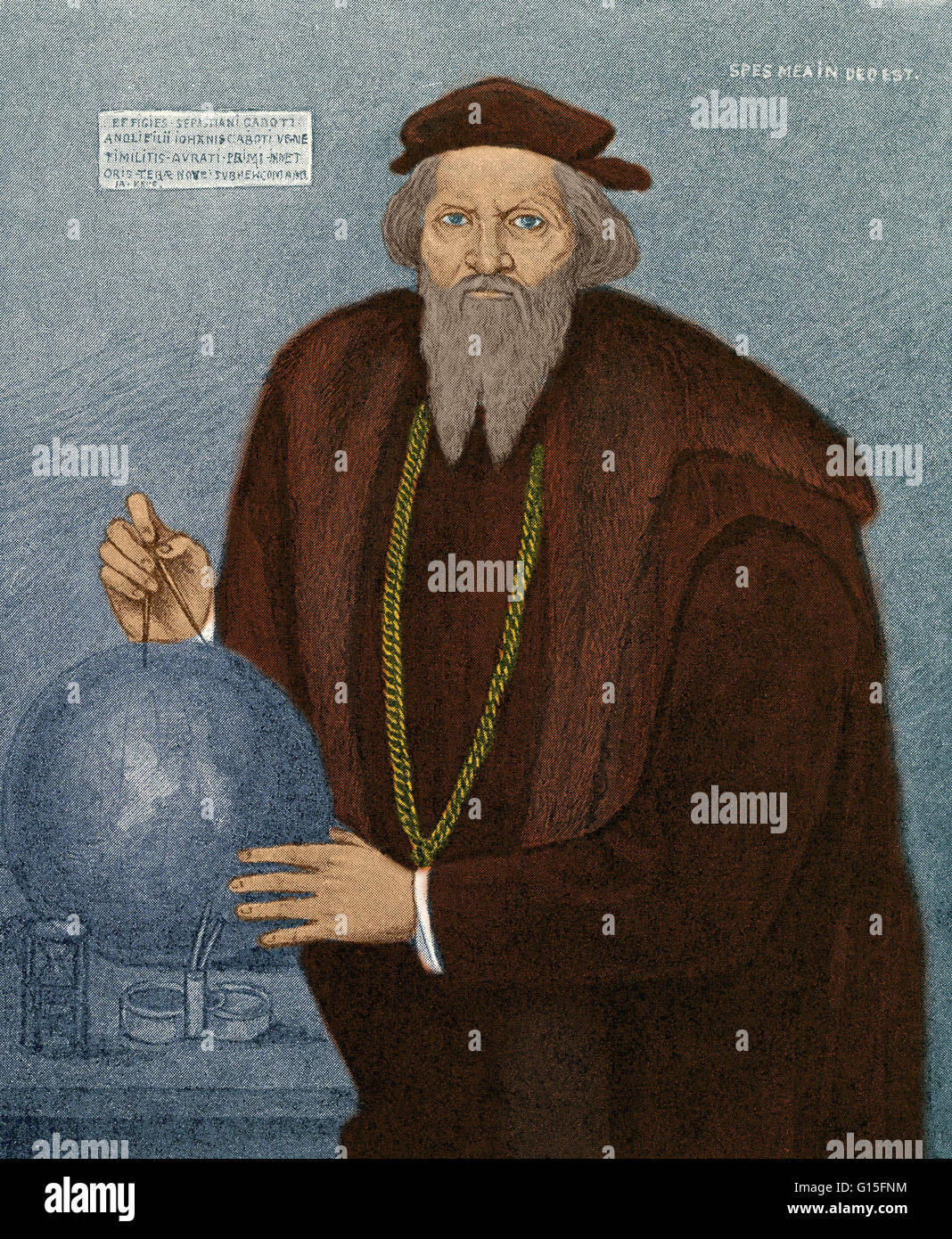 John cabot in color images galleries for Cabot