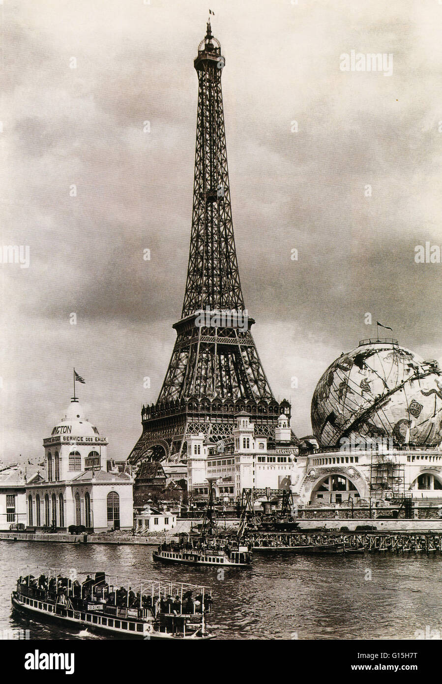 the exposition universelle of 1900 was a world 39 s fair held. Black Bedroom Furniture Sets. Home Design Ideas