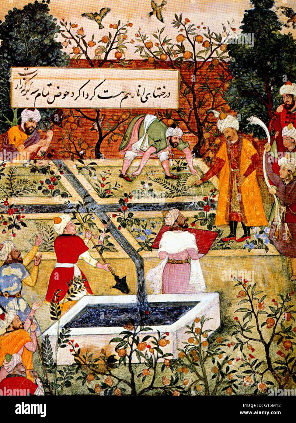 Babur garden garden ftempo for Western state bank garden city ks