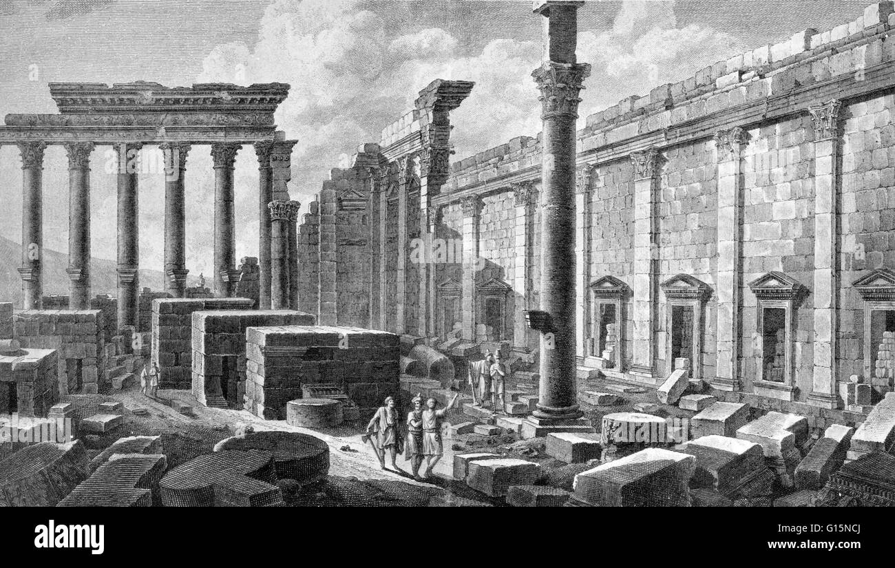 Palmyra was an ancient city in central syria founded between the palmyra was an ancient city in central syria founded between the 1st and the 2nd century ce in antiquity it was located in an oasis 215 km northeast of publicscrutiny Choice Image