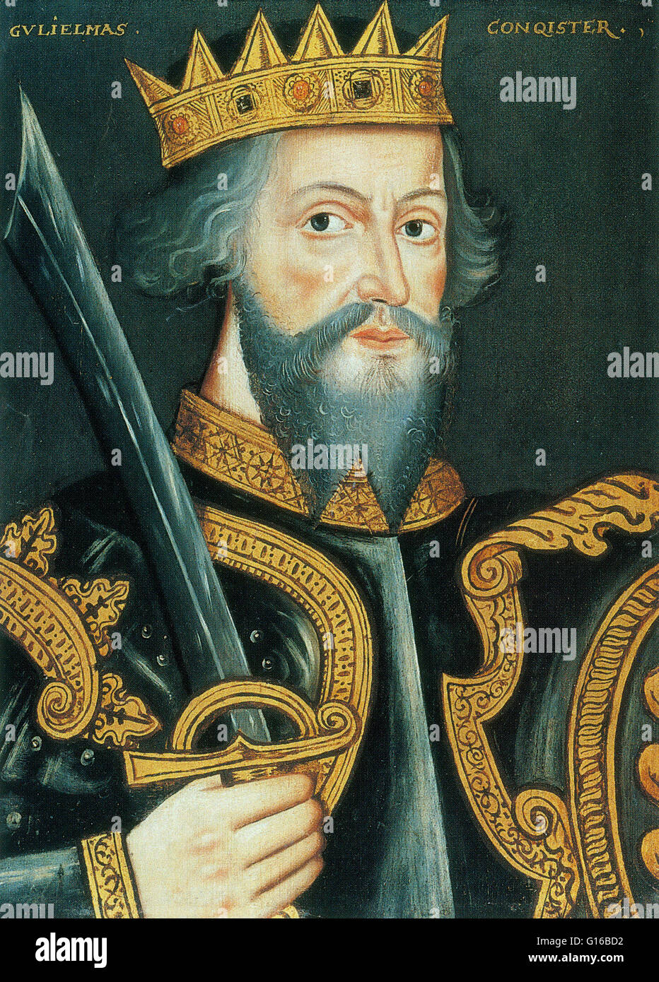 a biography of william i the conqueror Duke robert died when william was seven leaving him to rely on other men to rule his duchy until he came of age  i found the story of william the conqueror's .