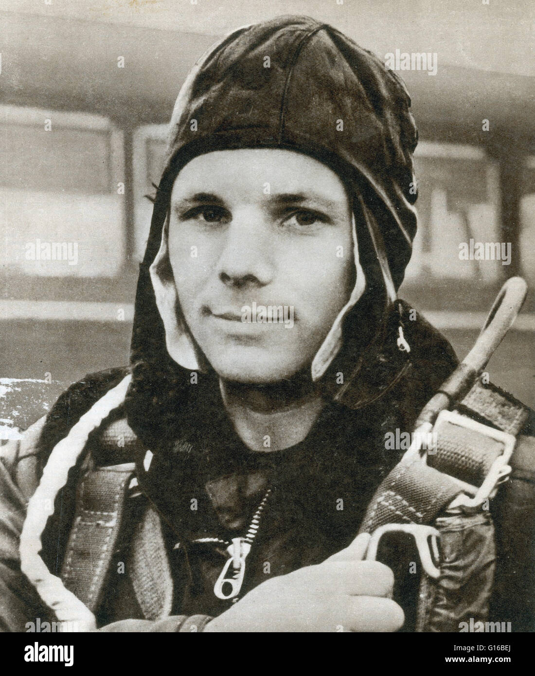 yuri alekseyevich gagarin was a stock photo yuri alekseyevich gagarin 9 1934 27 1968 was a soviet pilot and cosmonaut after graduating from a technical school in 1955