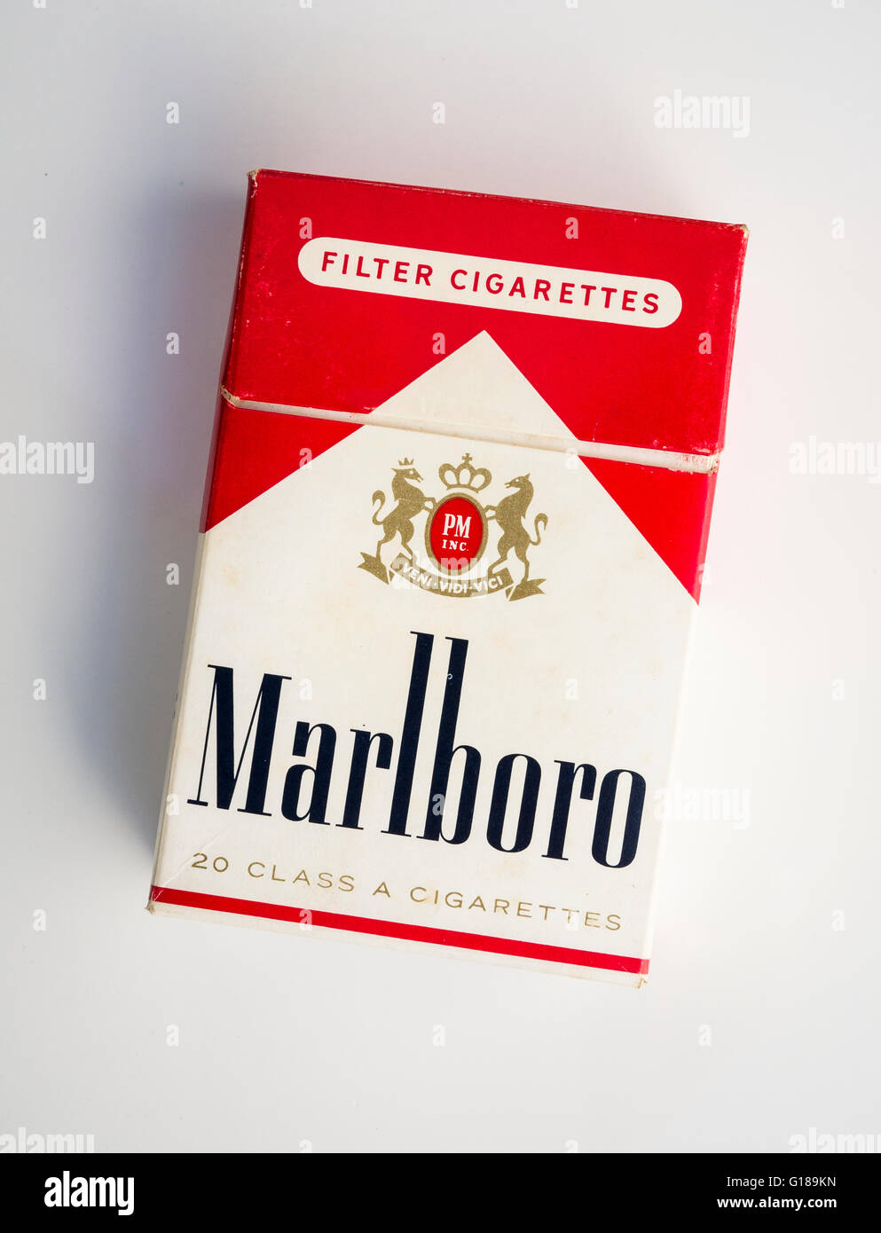 Cigarettes Marlboro Glasgow review