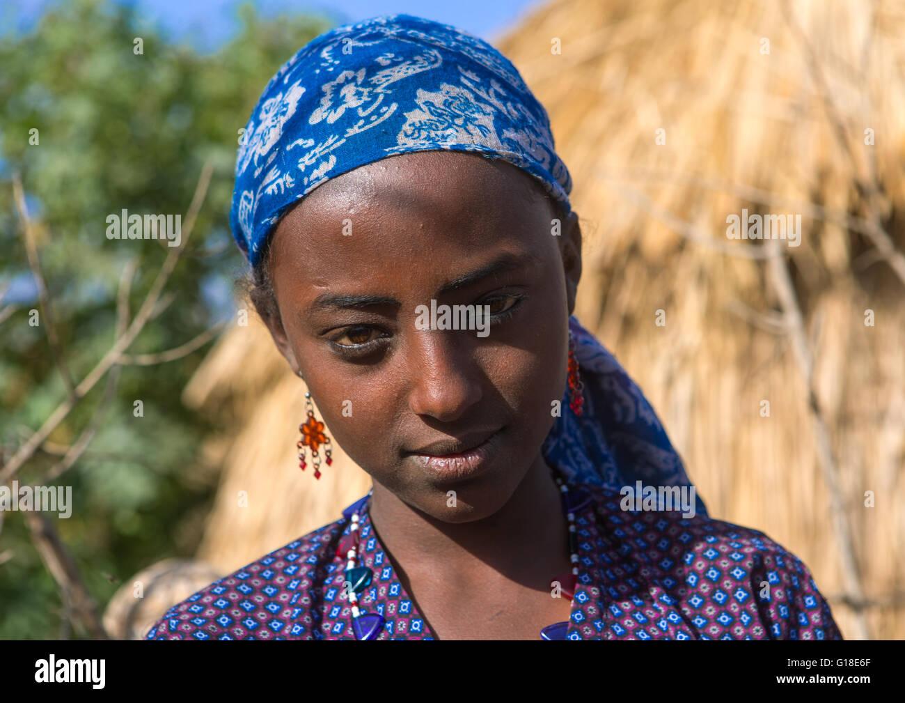 Amhara women
