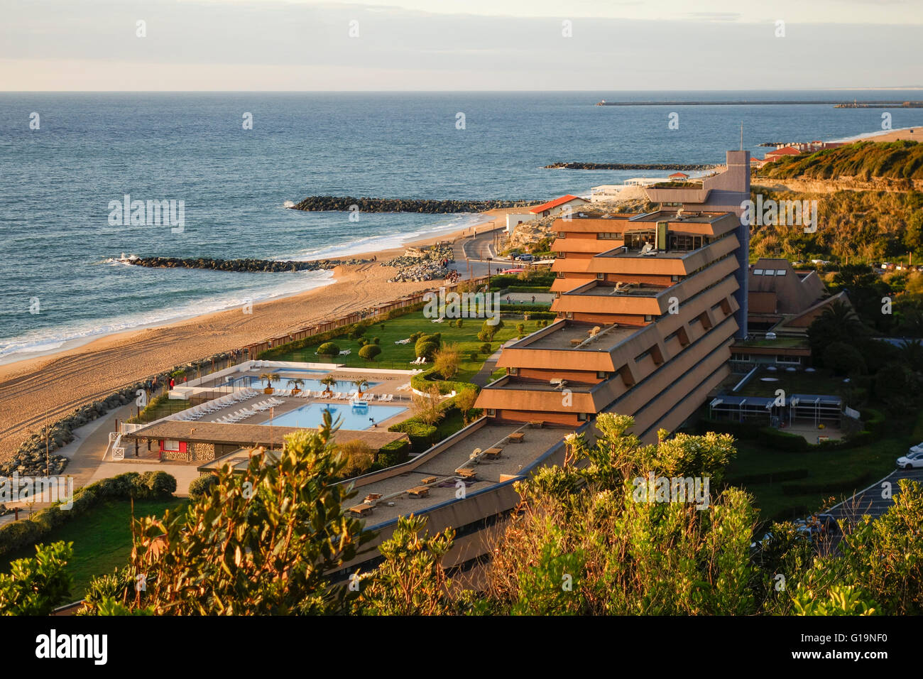 Resort Hotel Belambra Clubs La Chambre Damour Aquitaine Biarritz French Basque Country France
