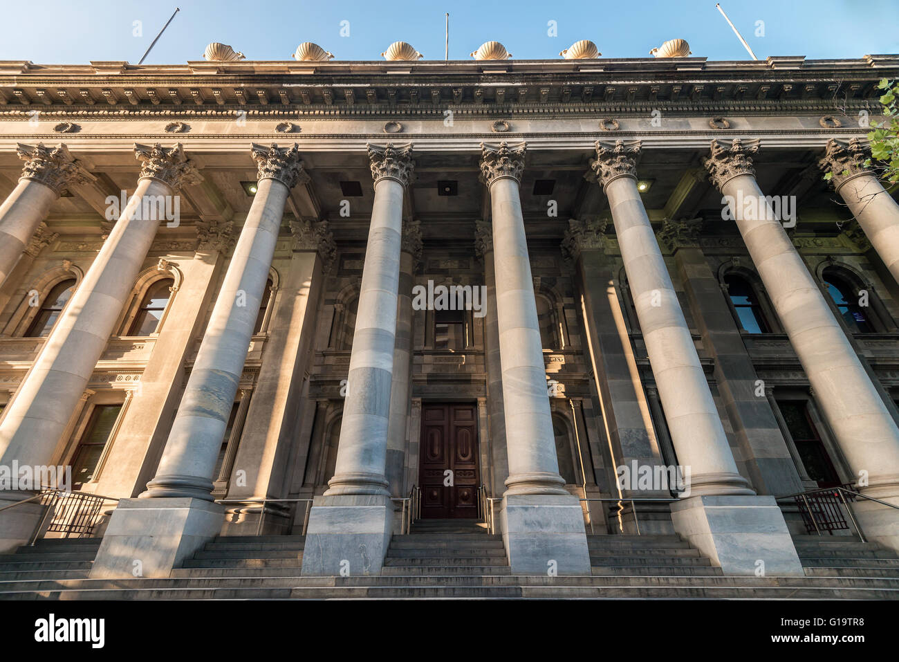 Old parliament house adelaide south australia stock for Adelaide house