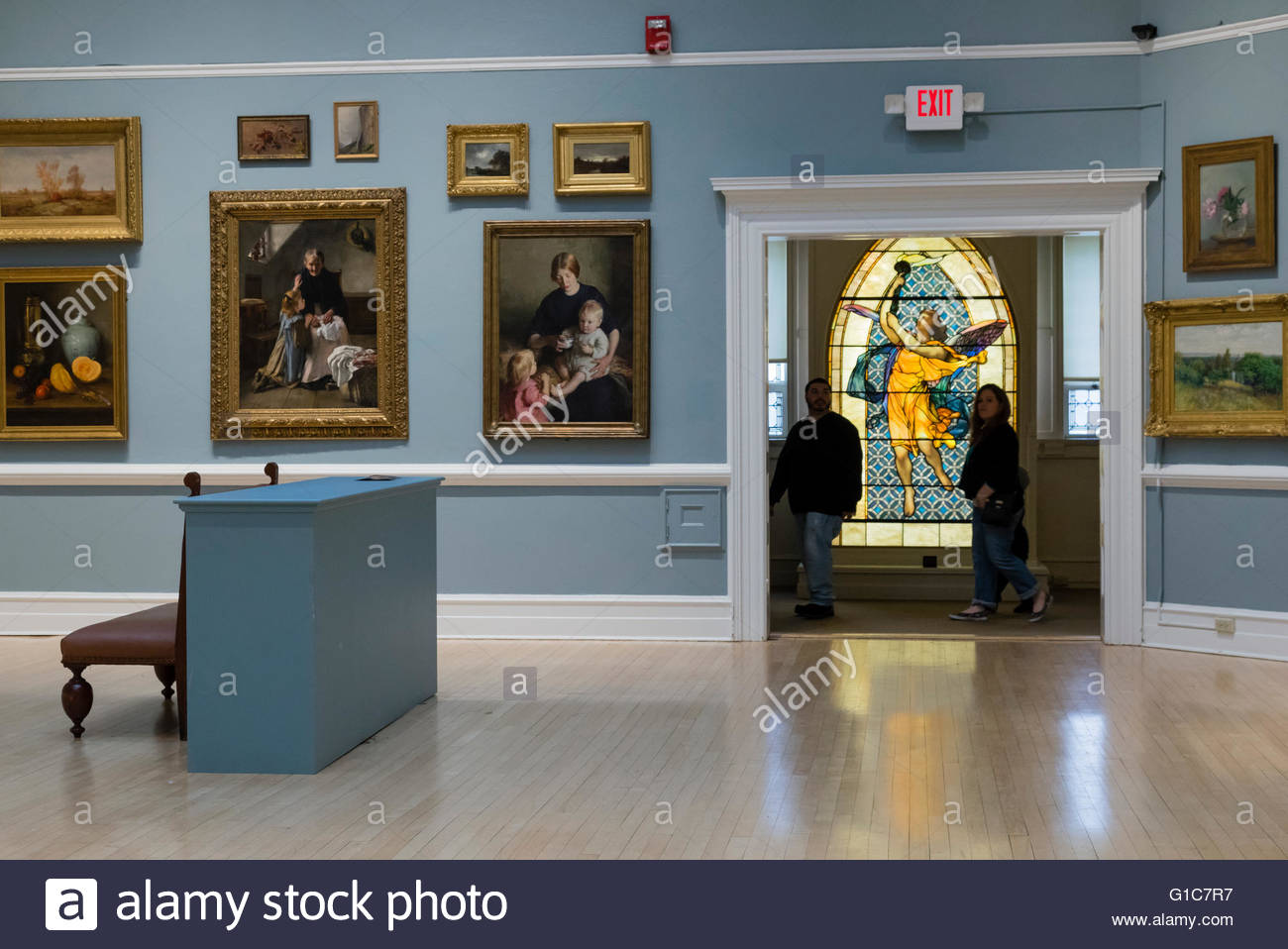 George Walter Vincent Smith Art Museum Springfield Museums Stock - Number of art museums in usa