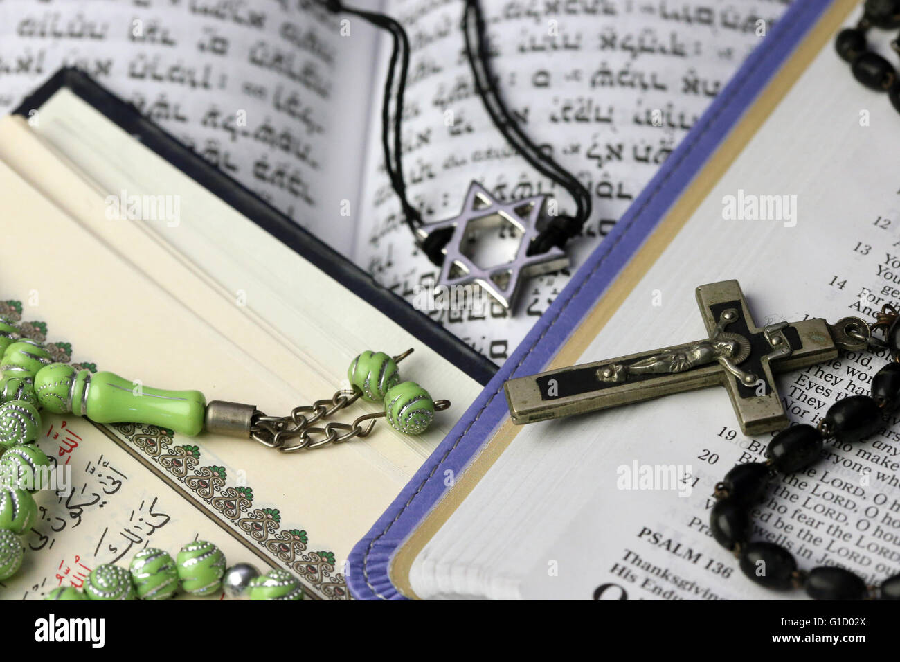 Christianity Islam And Judaism Monotheistic Religions Bible - Monotheistic religions