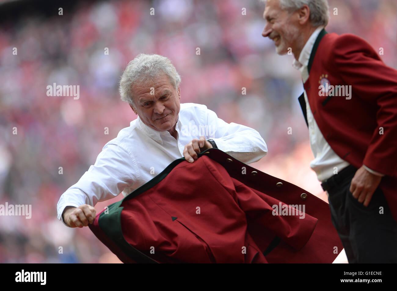 Munich Germany 14th May 2016 Munich s former goalie Sepp Maier