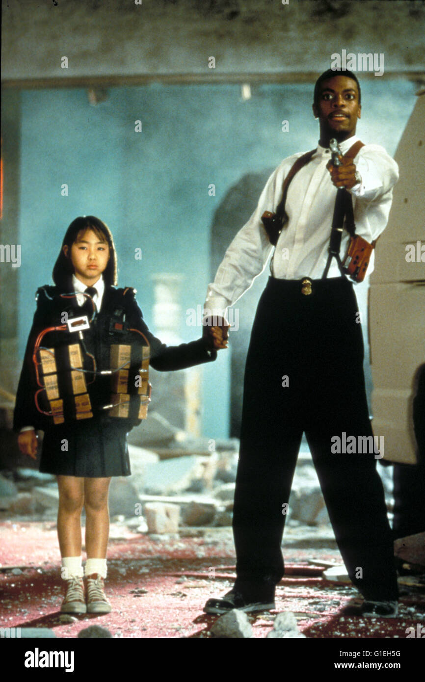 The little girl from Rush Hour is a rapper now | Page 3