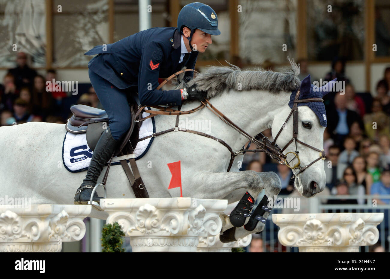 The Royal Windsor Horse Show At Home Park Private Castle UK GP For