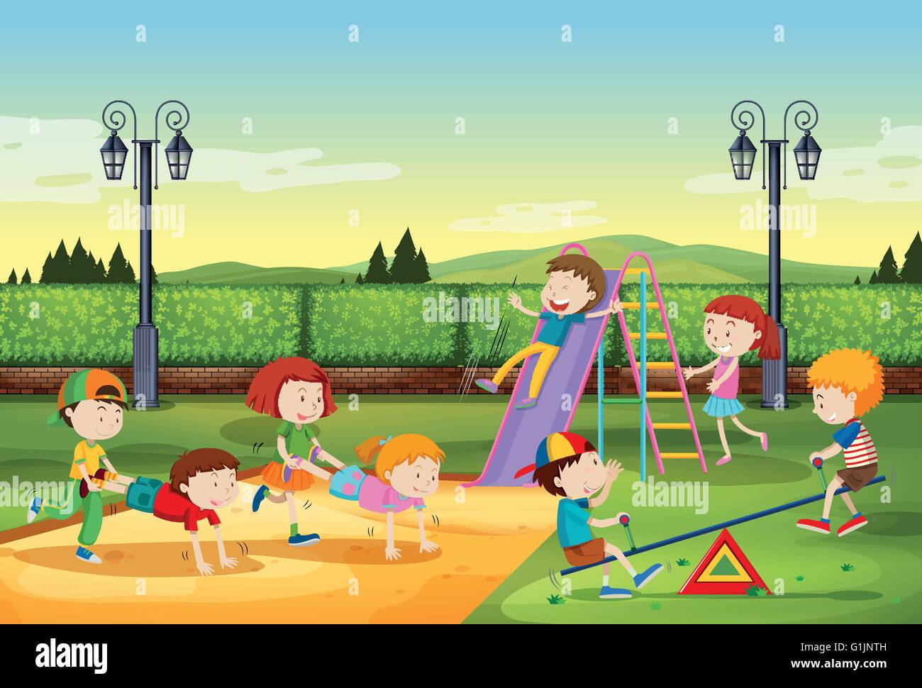 playing in the park essay A park essay is one that focuses on what a park should be it is great place for kids to play and adults to hang out and take some time off to enjoy natural beauty.